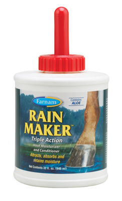 Rain Maker Hoof Ointment W/ Brush