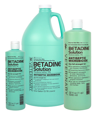 Betadine solution 16 fl oz