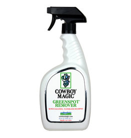 RJ Matthews Cowboy magic greenspot remover