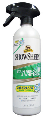 RJ Matthews Show Sheen Stain Remover and Whitener 20 oz spray