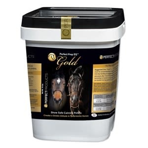 Perfect Prep gold 5 lb pellet