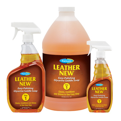 Leather New 16 Oz