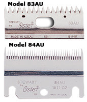 oster Oster Blades 83AU and 84AU
