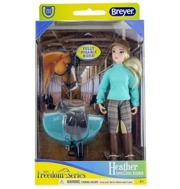Breyer Heather English Rider