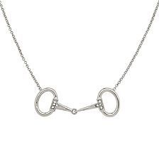 AWST Snaffle Necklace