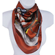 AWST Silky scarf Red