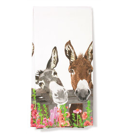 GT Reid Burro Friends Kitchen Towel