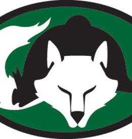 Fox & Helmet Decal