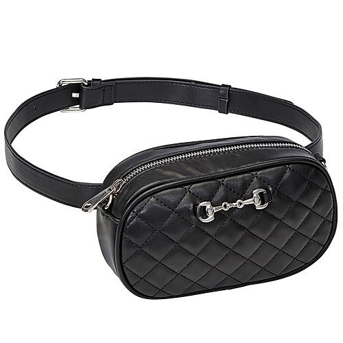 AWST cross body /waist bag snaffle black