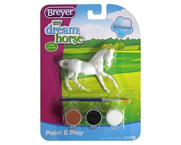 Breyer Paint and play
