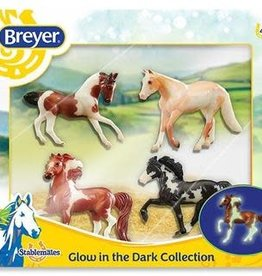 Breyer glow in the dark collection