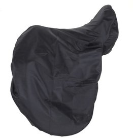 CENTAUR Dressage Nylon Saddle Cover Black Dressage
