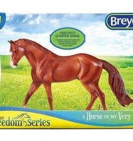 Breyer classic chestnut horse