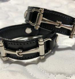 Tory Tory 1898 snaffle bracelet
