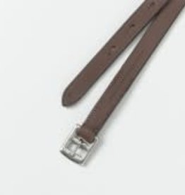 CAMELOT Camelot Solid Leather- CHD Brown 3/4 x 48