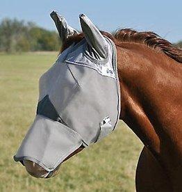 Cashel Long Nose w/ Ears fly mask