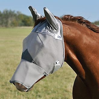 Cashel Long Nose w/ Ears fly mask
