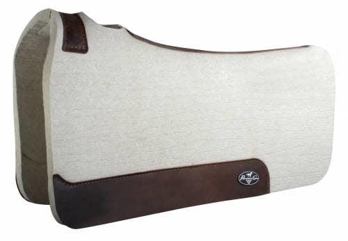 western Comfortfit wool pad