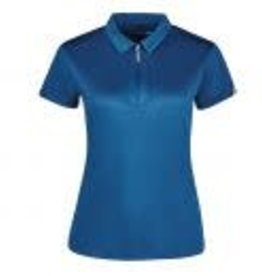 Dublin Dublin Columba Short Sleeve Tech Polo Navy Poseidon