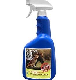 Ticks-OFF Spray 32 oz