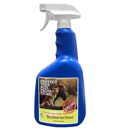 Ticks-OFF Spray 32 oz