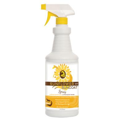 Sunflower SPF suncoat spray
