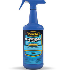 Pyranha Spray and wipe 32 oz spray