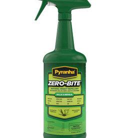 Pyranha Zero Bite 32 Oz Spray