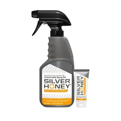 Silver Honey wound repair 8 oz spray