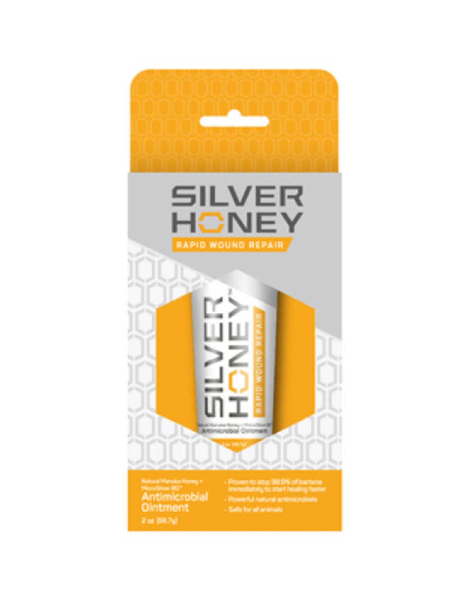 Silver Honey ointment 2 oz