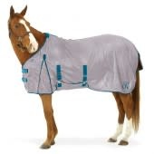 OVATION Ovation Super Fly Sheet with Belly Cover Grey/Teal