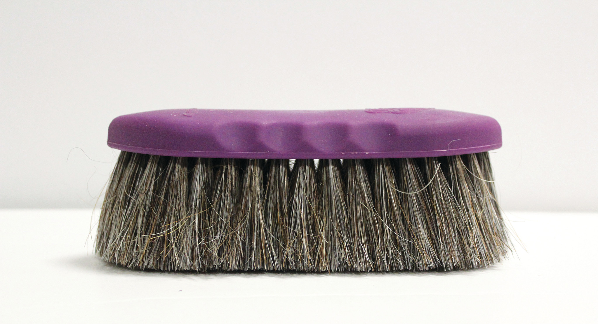 Tail Tamer PC Horse Hair Small Brush