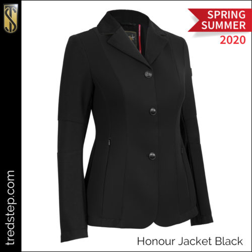 Tredstep Solo Honour comp coat