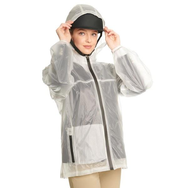 Ovation show storm rain jacket