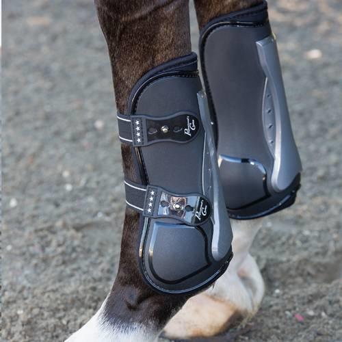 PC Open front tendon boots