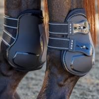 PC Open front rear boots