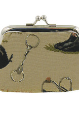Coin Purse Riding Tapestry