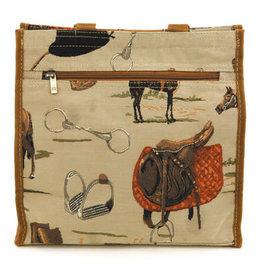 Tapestry Shopper Bag