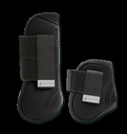 Waldenhausen Tendon And Fetlock Boots Pro, Black