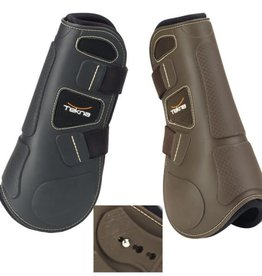 Tekna Tekna® Open Front Boots with Quik-Close™ Straps, Full