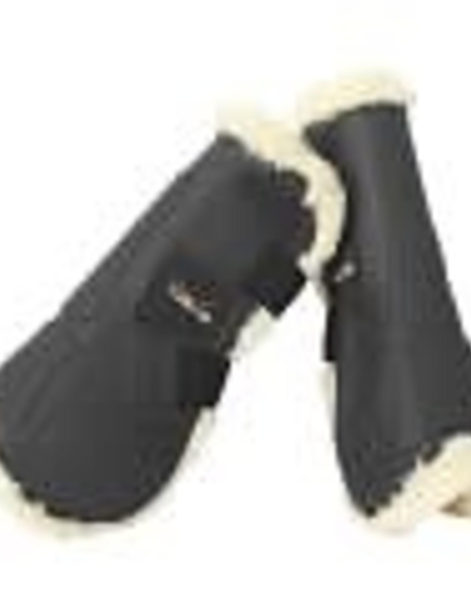 Tekna Tekna® Sheep-Tek™ Sheepskin Open Front Jumping Boots with Quik-Close™ Straps