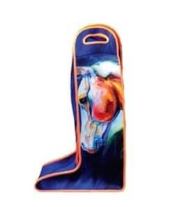 Art of Riding Boot Bag