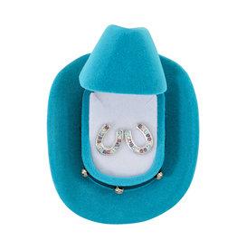 AWST Horseshoe Earrings
