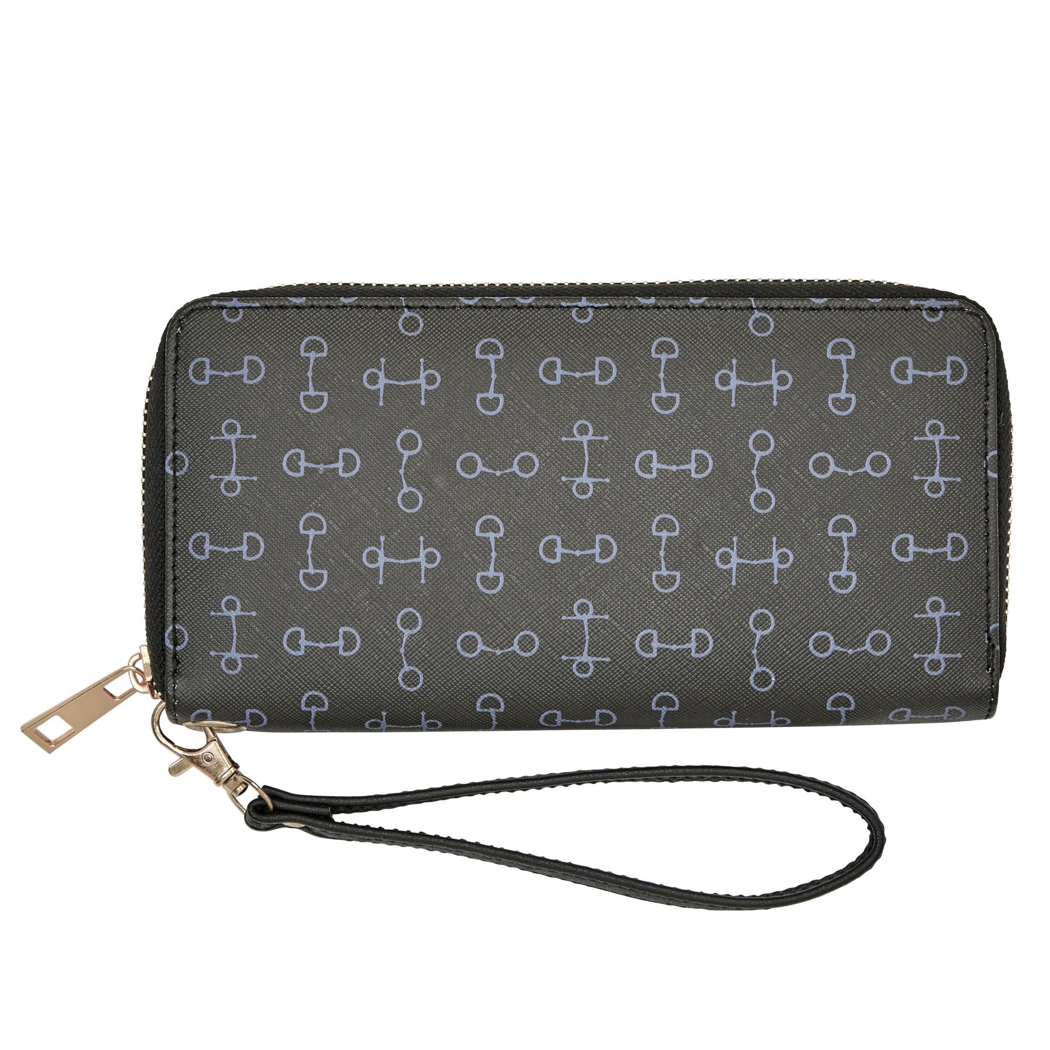 Clutch Wallet, Lila