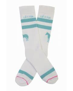Lettia Jumping Horse Socks