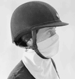 AgSilver Facewrap, white
