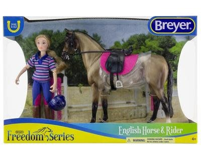 Breyer Breyer English Horse and Rider