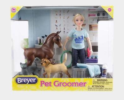 Breyer Classic Pet Groomer