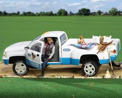 Breyer Breyer Dually Truck