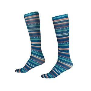 Fair Isle Boot Sock